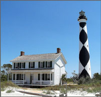 Cape Lookout Light House